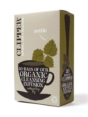Clipper Organic Infusion Nettle